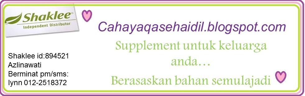 cahayaqasehaidil.blogspot.com