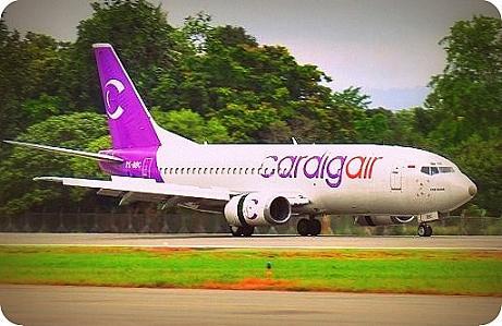 Pesawat Cardiq Air Alami Kecelakaan Saat Landing di Bandara Wamena