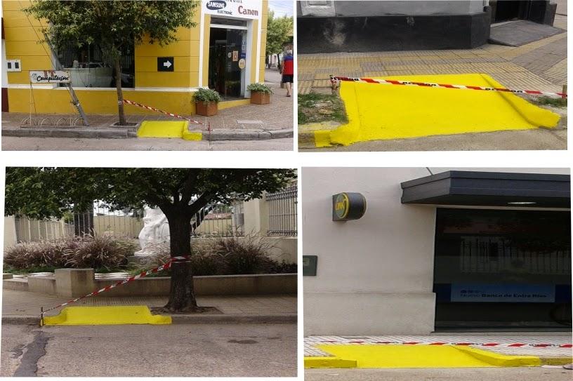Reportala Construcci N De Rampas En Nuestra Ciudad