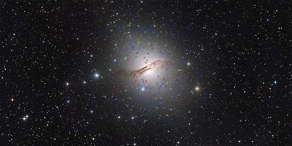Hallan estrella gigante de litio a 5.300 años luz de la Tierra