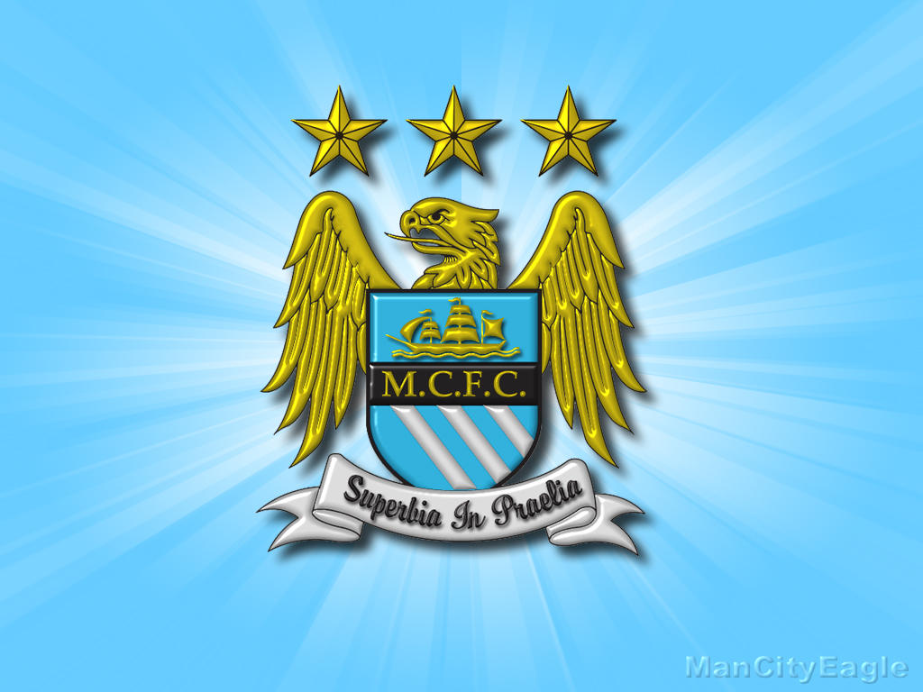 Manchester City Logo Wallpapers HD Collection | Free Download ...