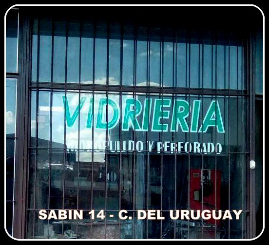 TODO en Vidrios - Sabin 14 C.del U