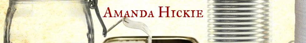 Amanda Hickie
