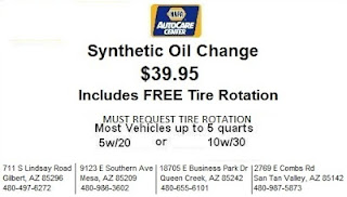 Beating High Oil Prices With Walmart Oil Change Coupons