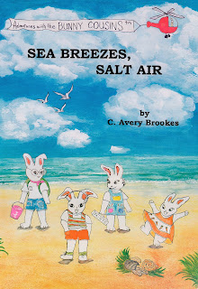 picture of children's book Sea Breezes, Salt Air