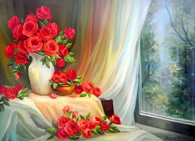 pinturas-florales-al-oleo