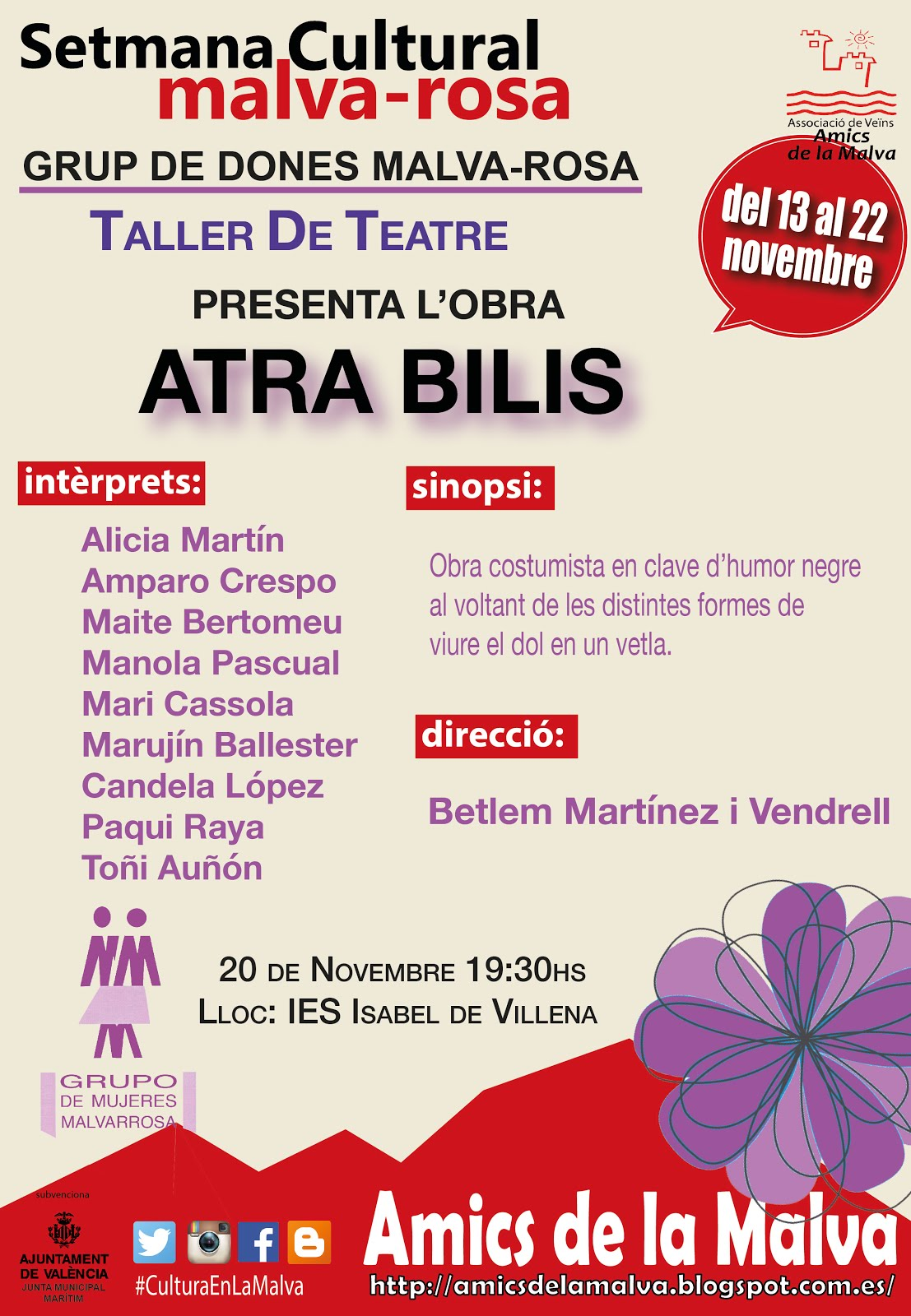 Teatre Grup de Dones Malva-rosa