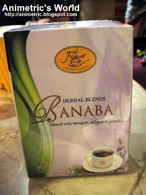 Figaro Herbal Blends Banaba Tea