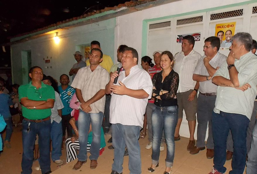 ITAPETIM: ''Prefeito Arquimedes autoriza construção de escola e quadra na zona rural ''