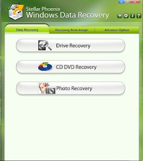Stellar Phoenix Partition Recovery Software