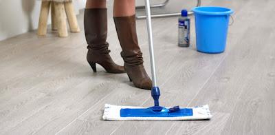 C mo limpiar y mantener un suelo laminado quick step - Como reparar un piso de parquet levantado ...