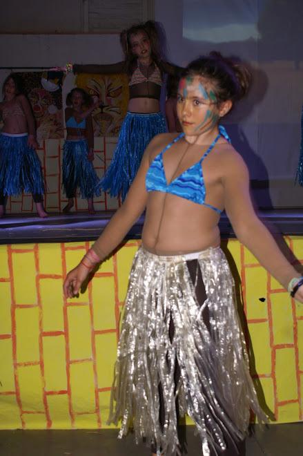 Florine(danse moderne-jazz 8-10 ans)