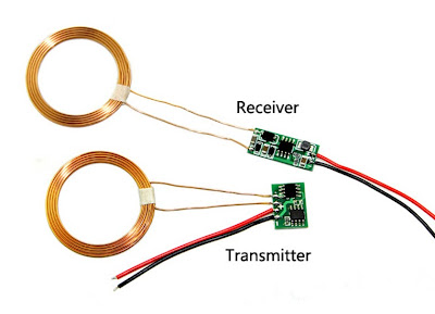 Wireless Charging - Components