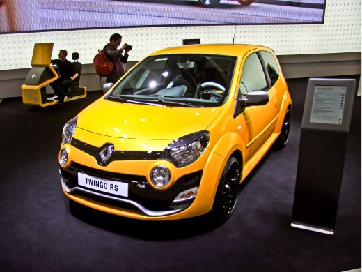 renault twingo rs 2012 car barn sport. Black Bedroom Furniture Sets. Home Design Ideas