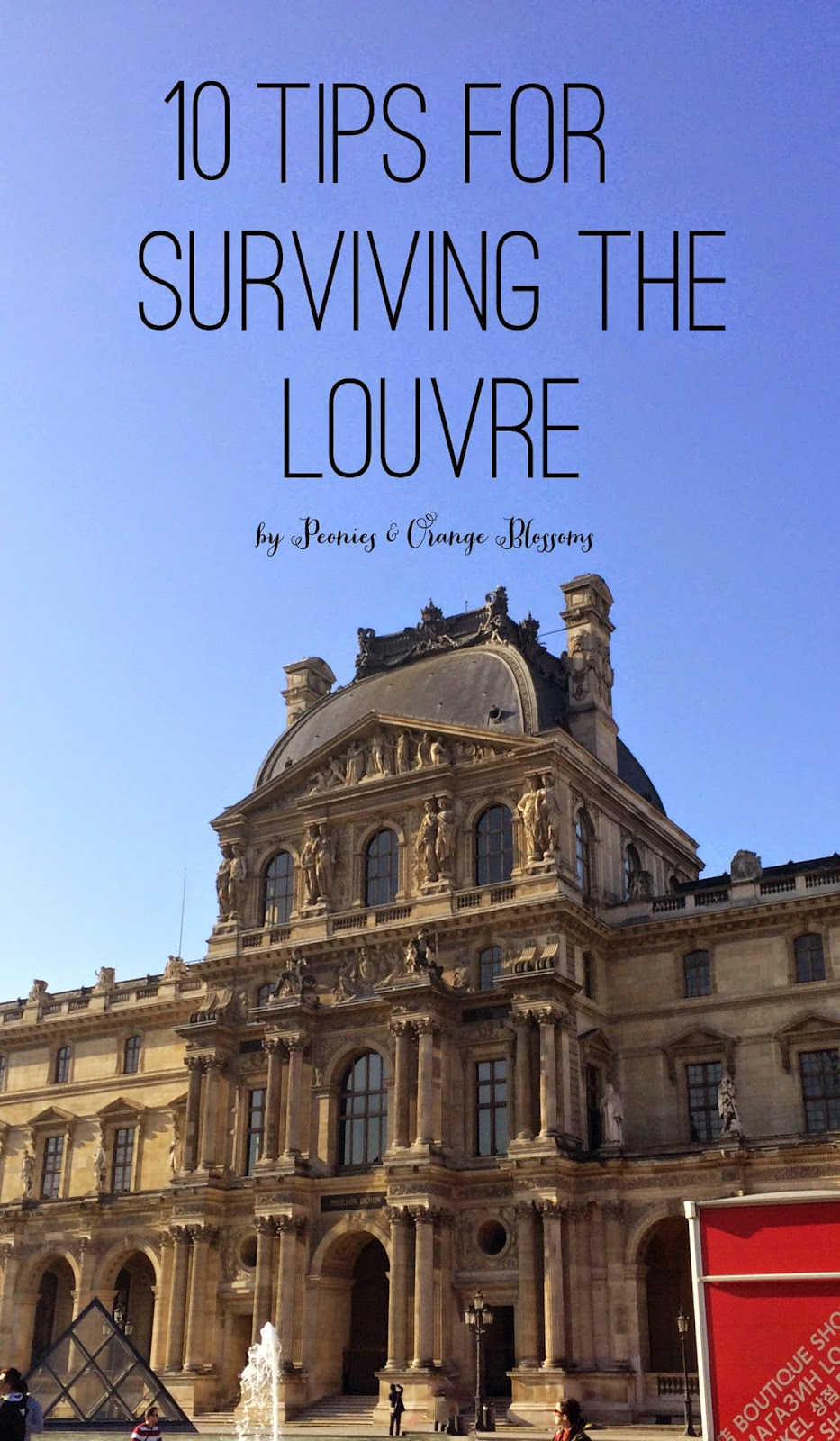 10 Tips for Surviving the Louvre - Trip to Paris