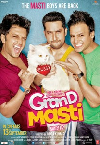 Grand Masti (2013) Hindi Movie Full Watch Online
