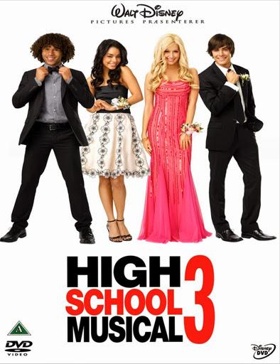 Ver High School Musical 3: Fin de curso (2008) Online