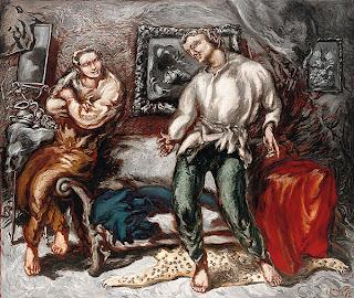 peinture de Gérard Garouste