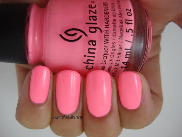 China Glaze - Shocking Pink