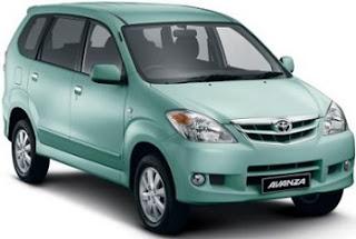 Toyota Avanza Used Car Price List