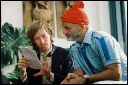 Wes Anderson y Bill Murray, Life Aquatic
