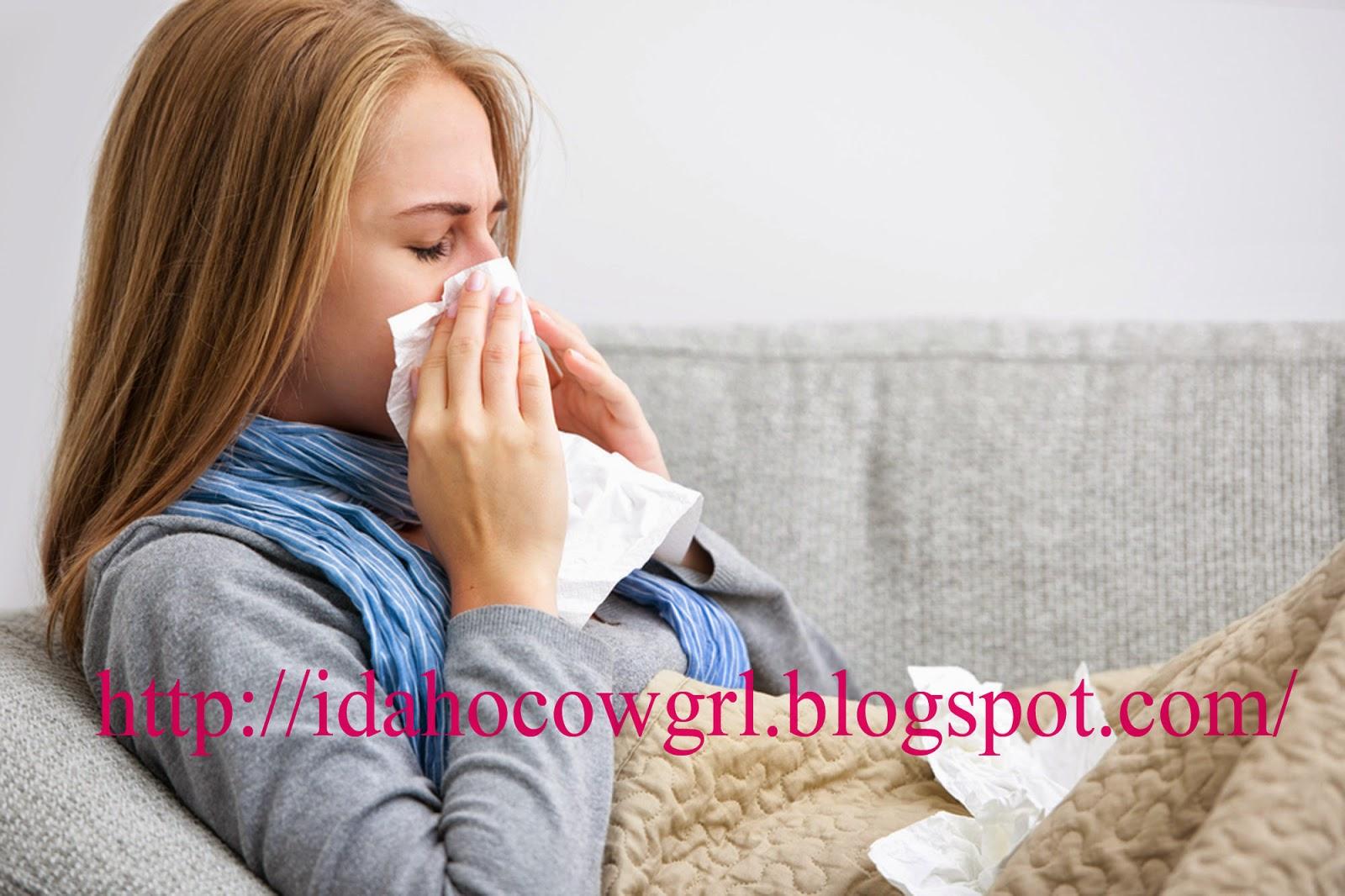 How to Overcome Flu Naturally - flu