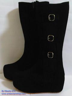 Sepatu Boots Wamita