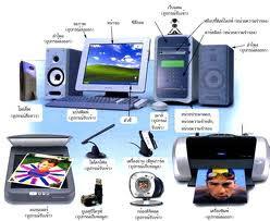 ฮาร์ดแวร์และซอฟต์แวร์