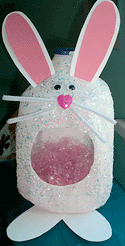 Gifts that say wow fun crafts and gift ideas easter basket theme and last but by no means the least is a easter basket made from an empty milk jug this craft is so cute and there are endless ways to decorate this cute negle Image collections