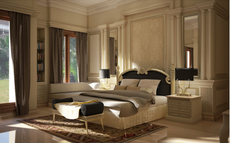 Elegant Bedrooms Ideas