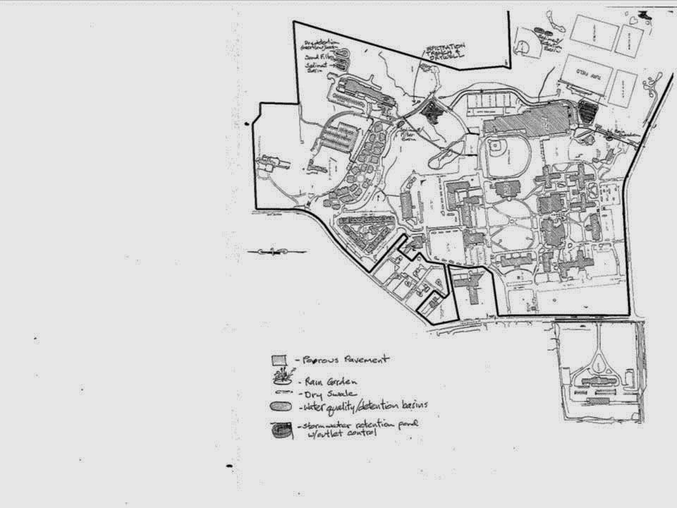 Siena College Green Map