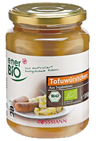 enerBiO Tofuwürstchen
