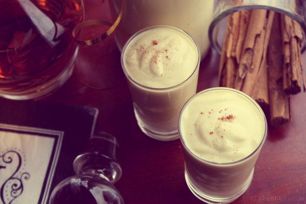 Rompope (Mexican Eggnog) Recipe — Dishmaps
