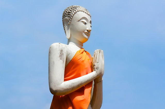Buddha à Ayutthaya