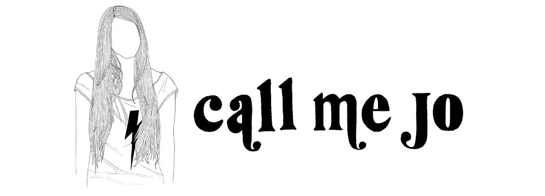 Call Me Jo