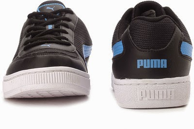Buy Puma Blue Men Casual Shoes   Pumacontestlo Online At Best