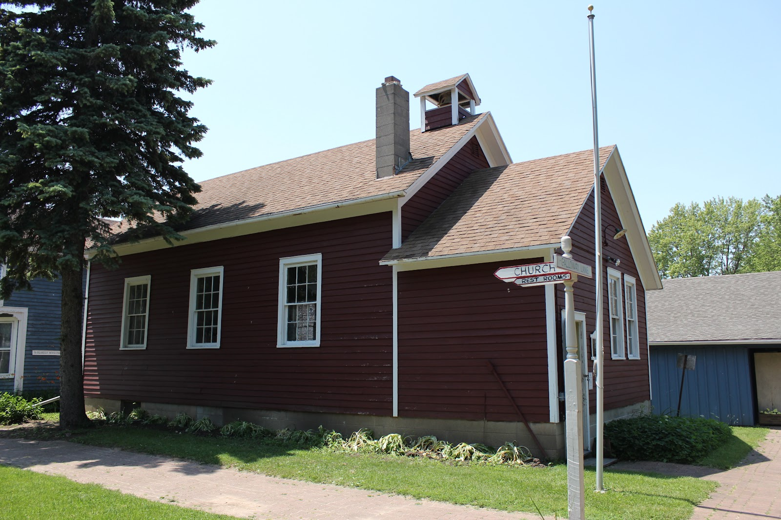 Historic Galloway House And Village, 336 Old Pioneer Road