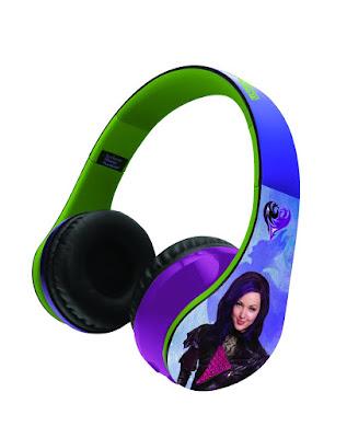 JUGUETES - DISNEY Los Descendientes Casco estéreo Bluetooth 3.0 Lexibook 2015 | Descendants Comprar en Amazon España