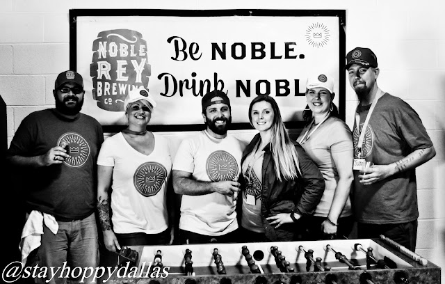 Noble Rey Brewing Crew