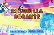 Hora de Aventura Rosquilla Rodante