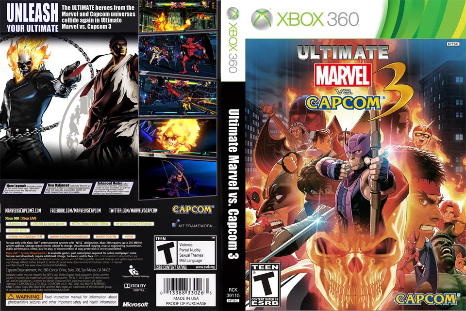 ultimate marvel vs capcom 3 pc games download