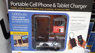 Royal Cell Phone and Tablet Charger PB10000 for smartphone or tablet
