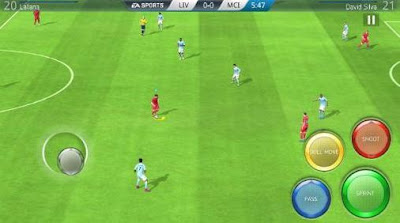 Download FIFA 16 Ultimate Team Apk + Data