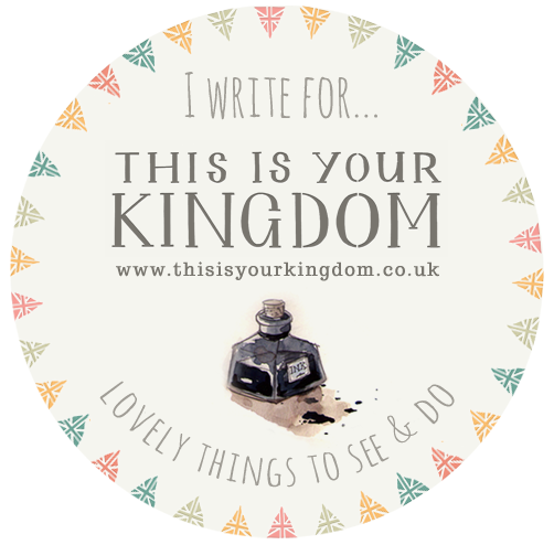Thrilled to now be a contributor to This Is Your Kingdom