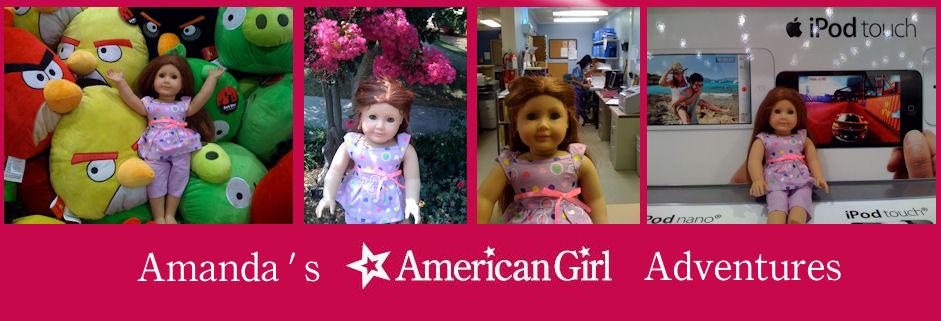 Amanda's American Girl Adventure