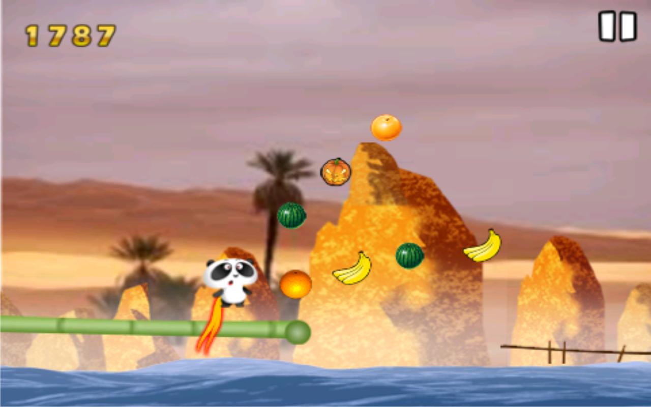 Game Panda Mabur