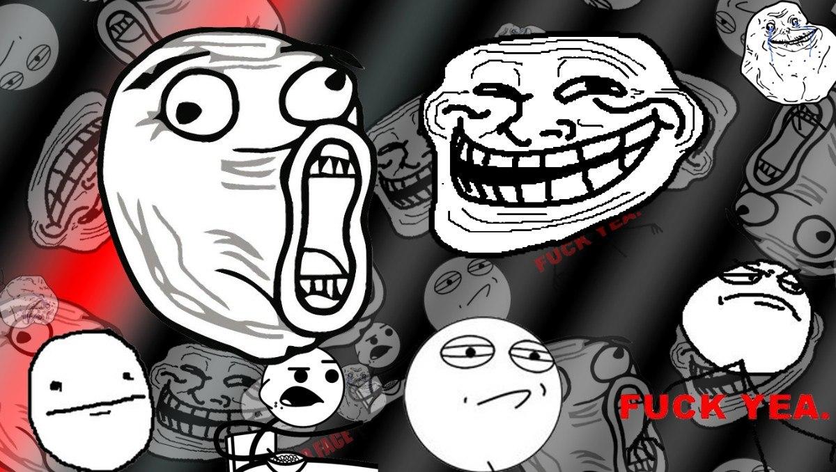 Los memes es un tendencia temporal de las redes sociales son dibujos