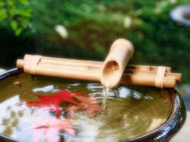 Las fuentes de agua decorativas y el feng shui for Fuentes de agua decorativas