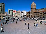 Nuestra Señora de La Paz es una ciudad del noroeste de Bolivia
