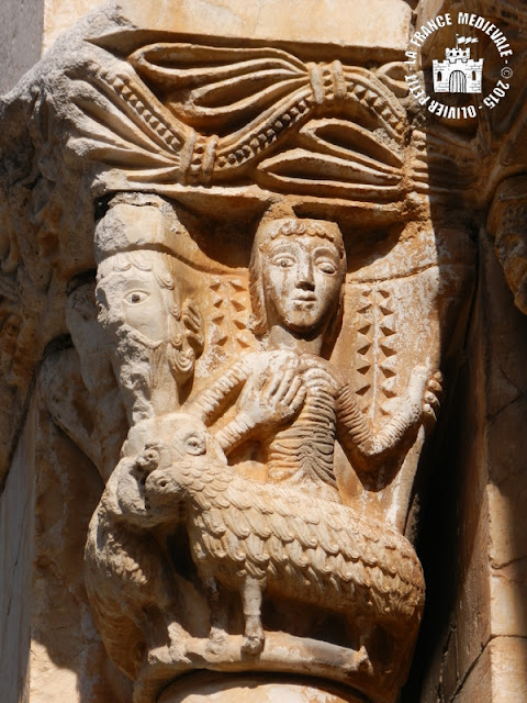 ESPIRA-DE-L'AGLY (66) - Eglise romane Sainte-Marie